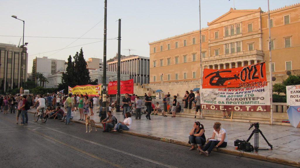 Crisis Griekenland