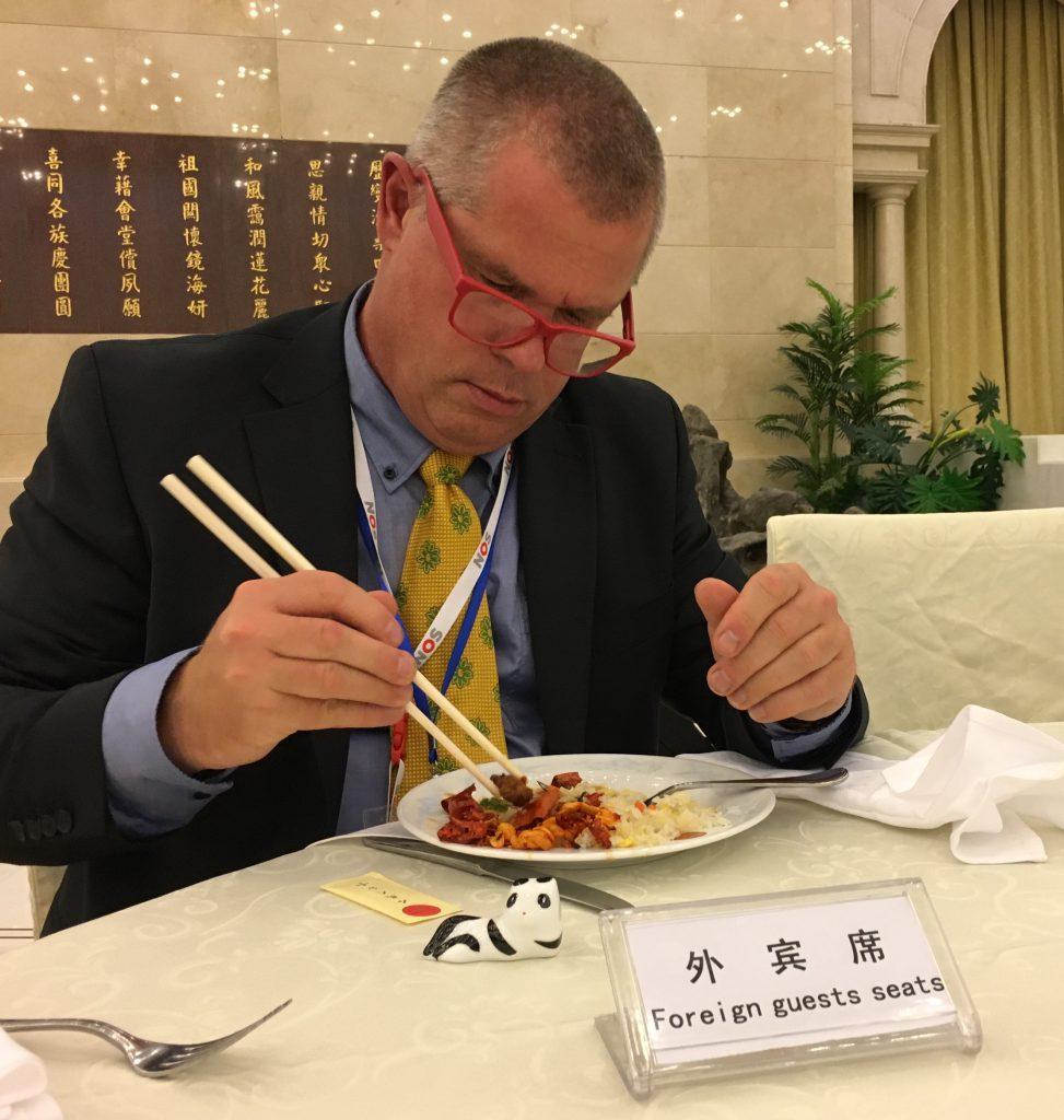 Staatsbezoek China