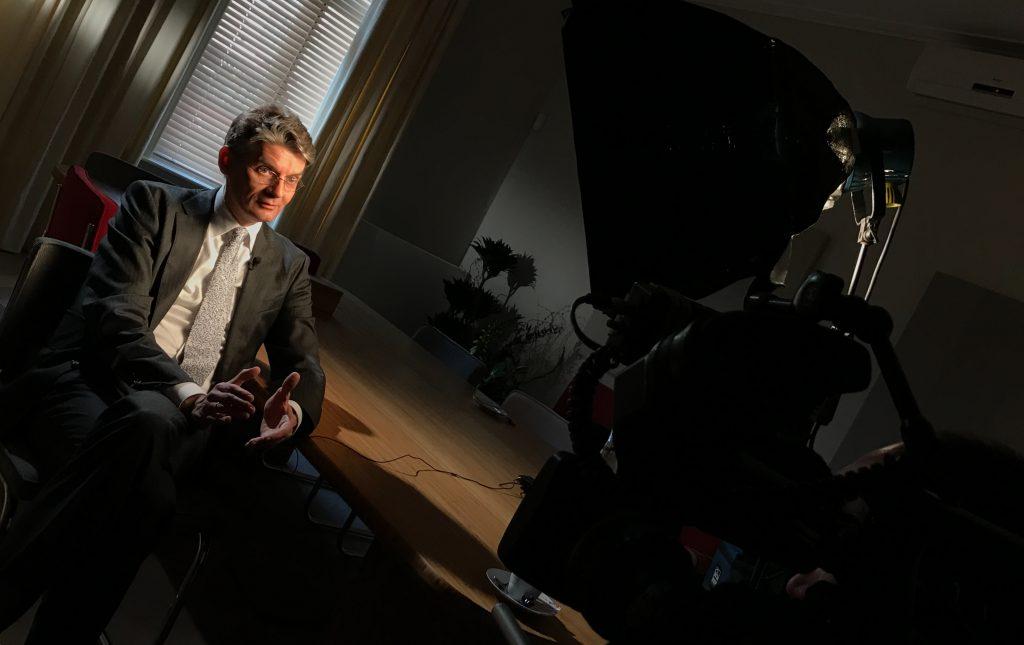 Interview EenVandaag