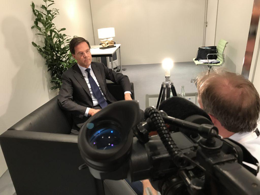 Interview Rutte