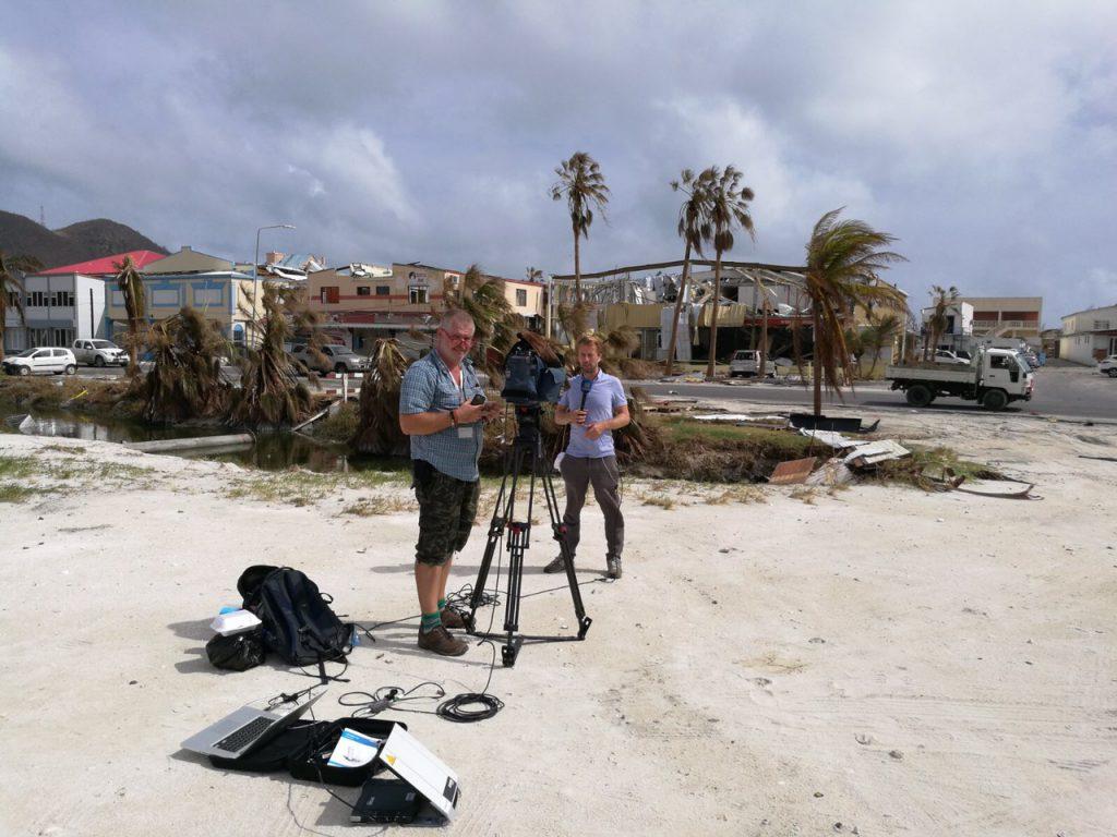Nieuwsuur Sint Maarten